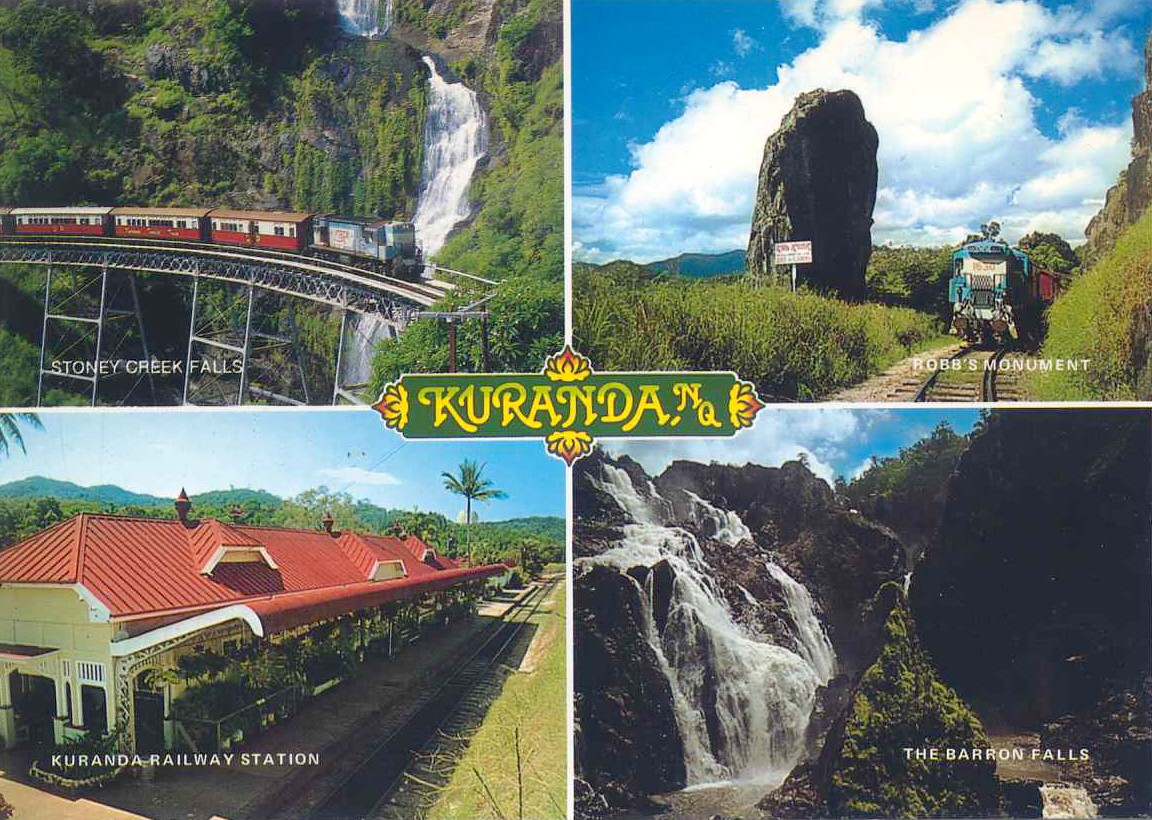 Kuranda: A Town in the Treetops! | Traveling With Jared