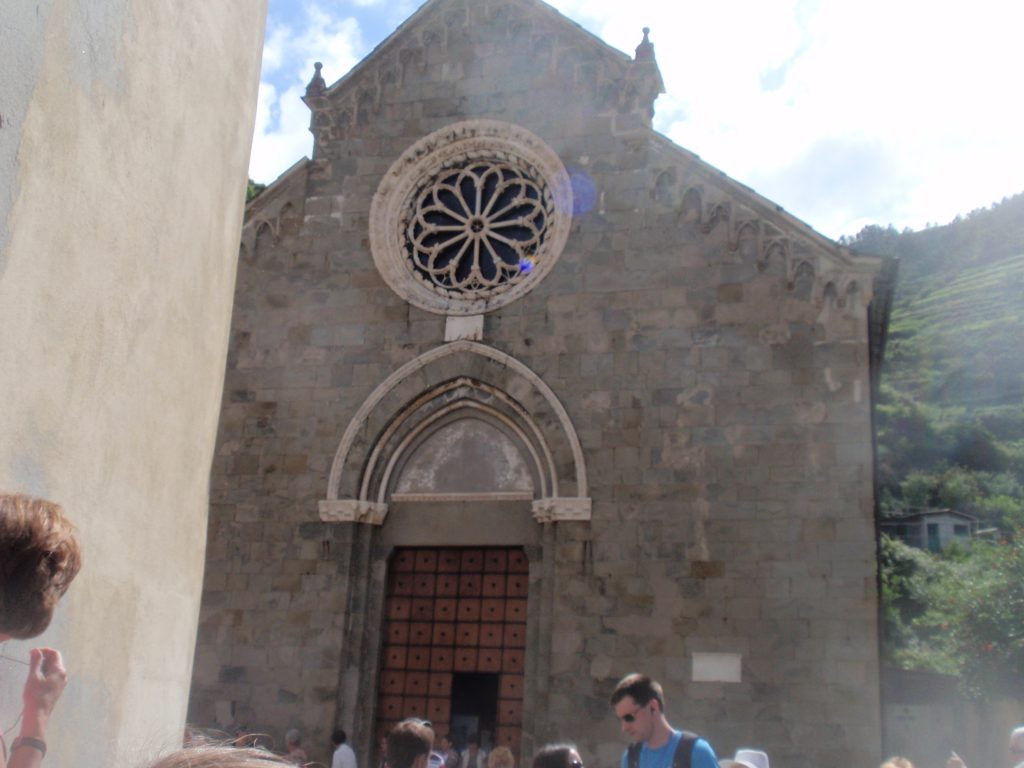"""Church of San Lorenzo: Founded in 1338."""