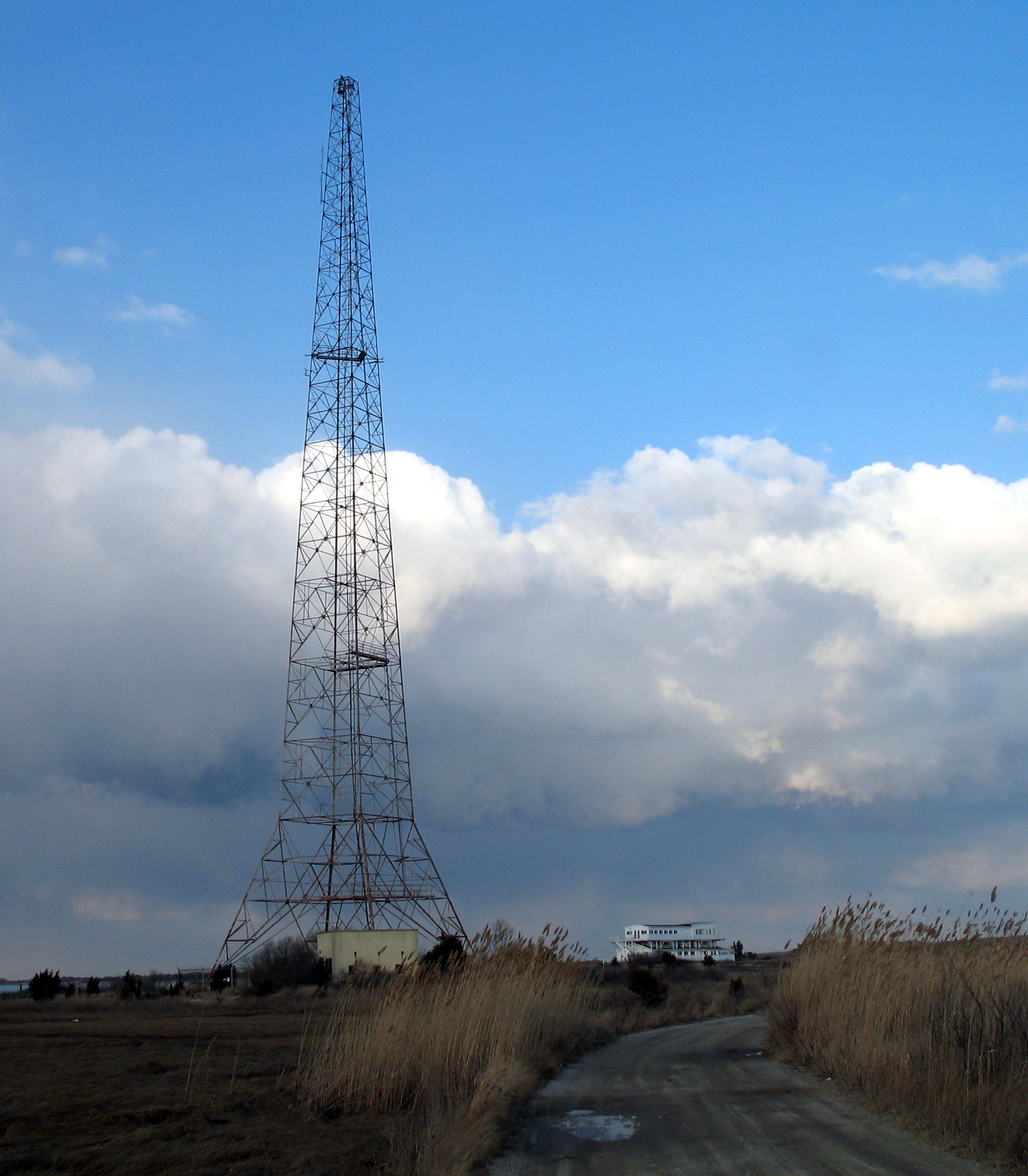 Mackay Radio Tower
