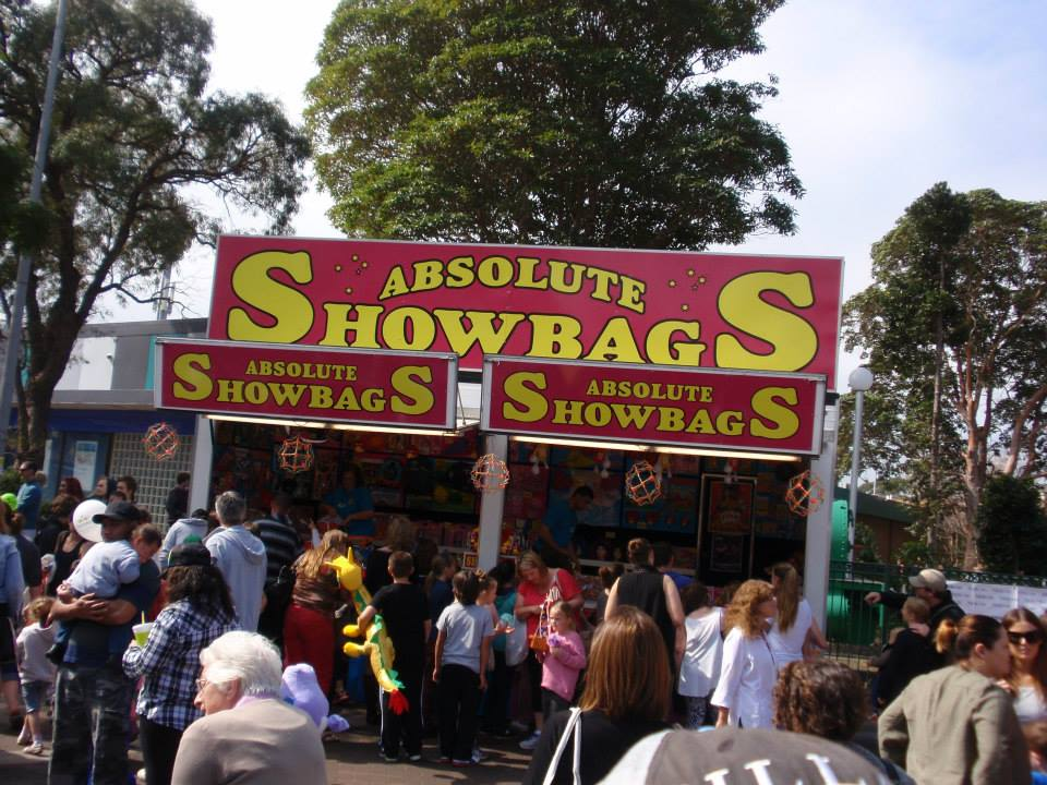 Showbags: No Aussie festival is complete without them!