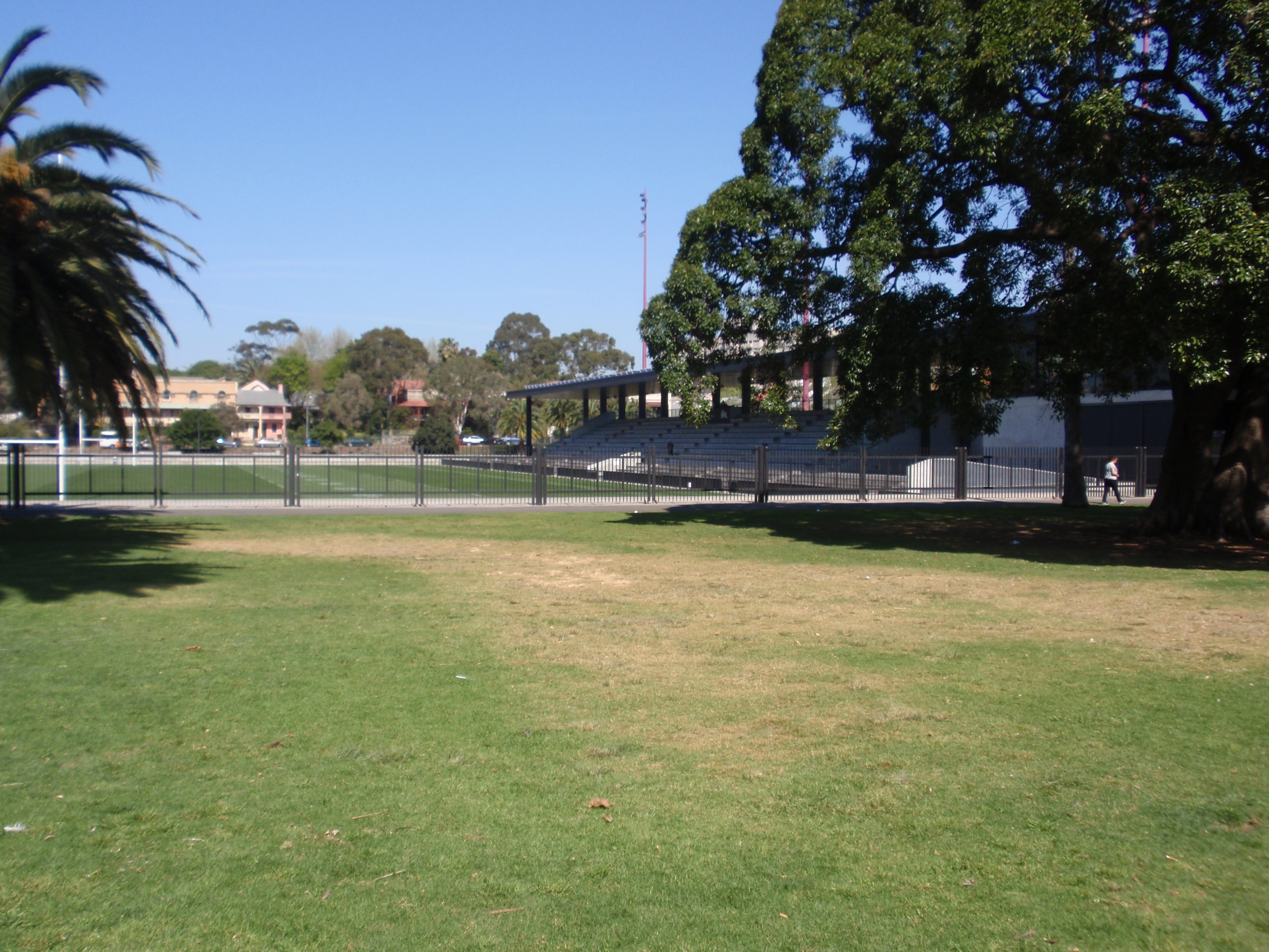 Redfern Oval: Birthplace of the Rabbitohs!