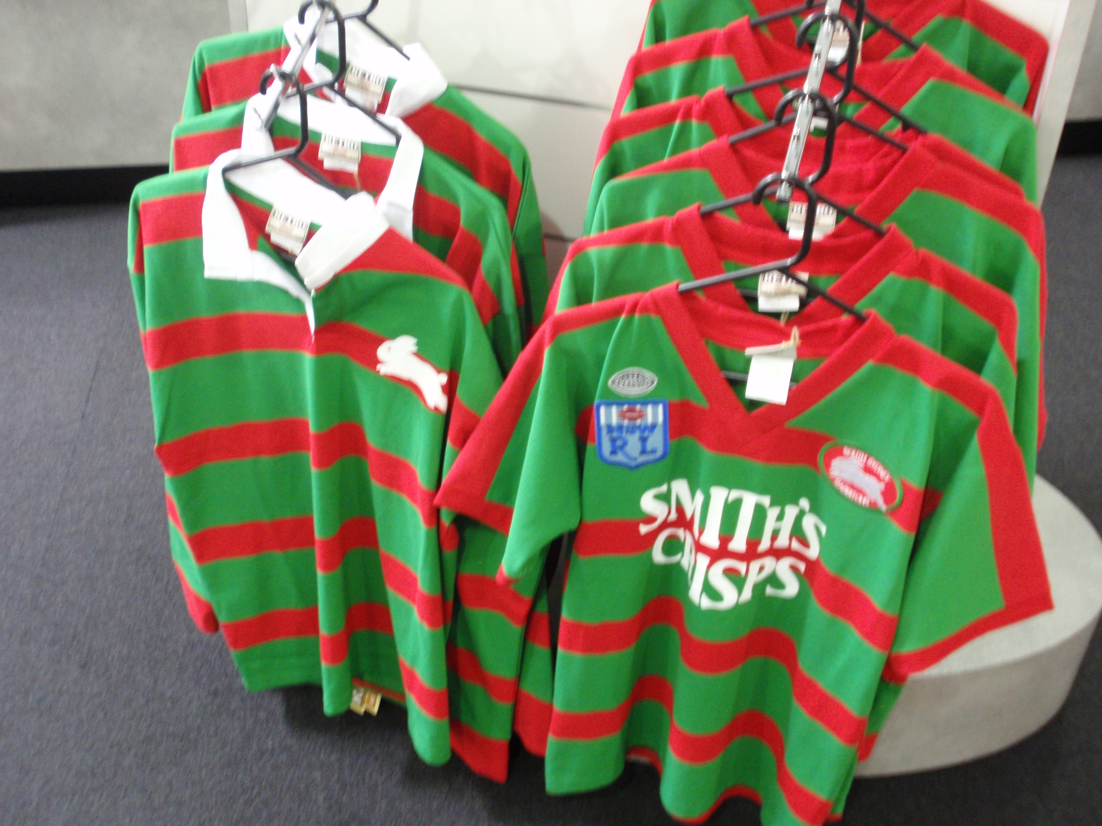 """South Sydney: Old School!"""