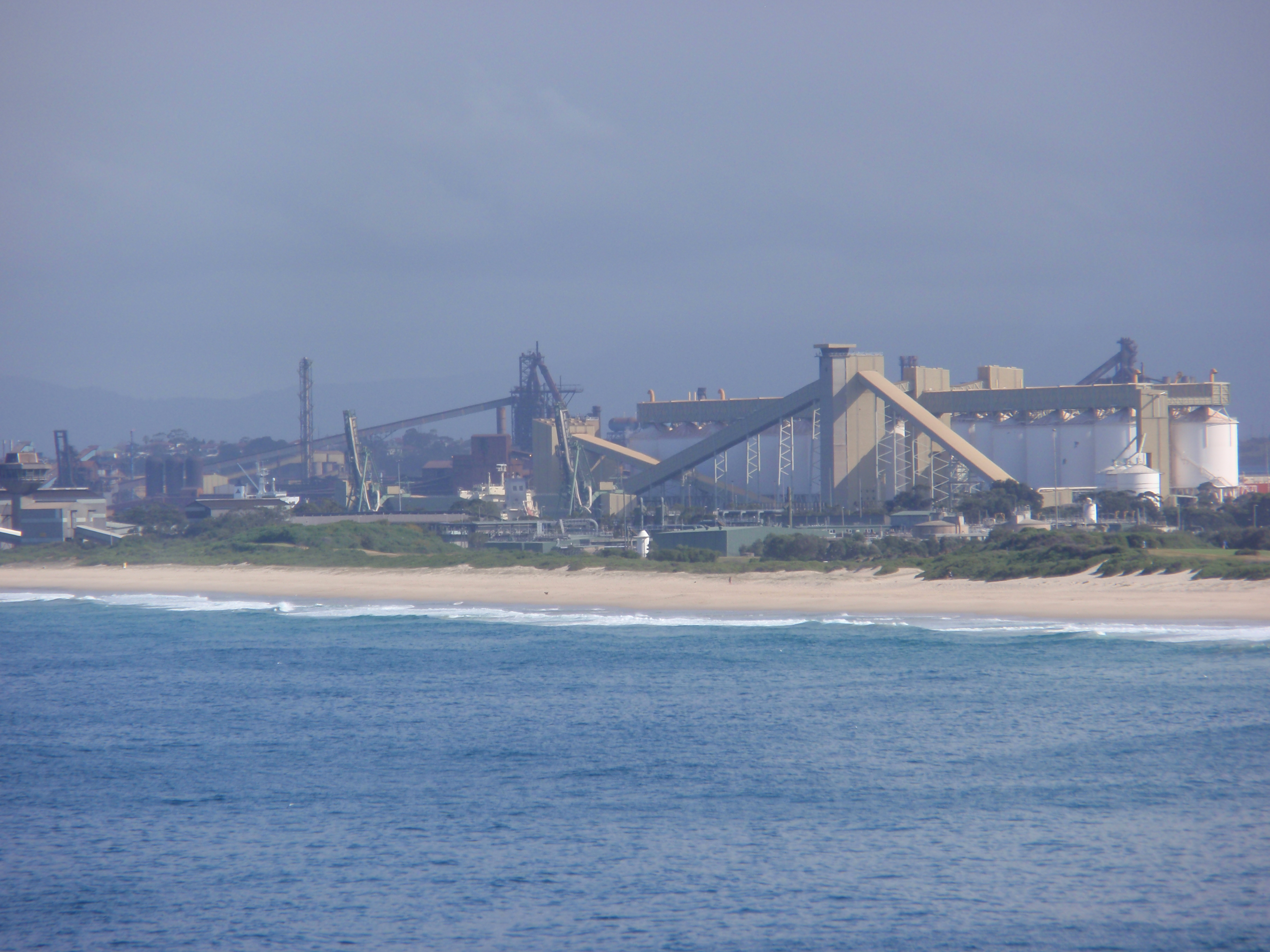 Wollongong: Australia's Pittsburgh!  Steel Capital of New South Wales!