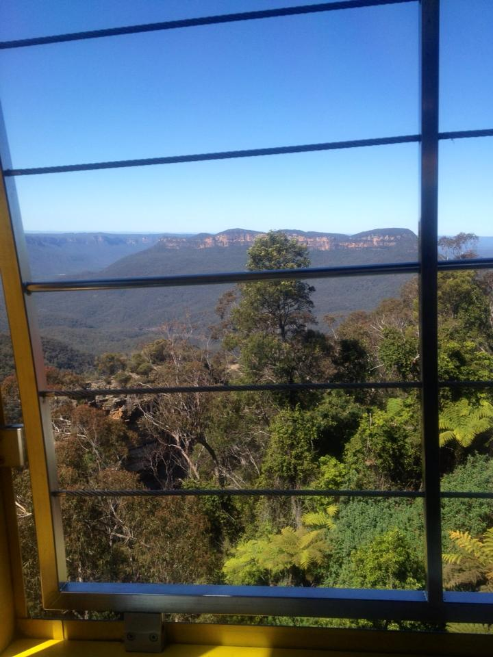 "Scenic World: ""The most scenic place in the...world!"""