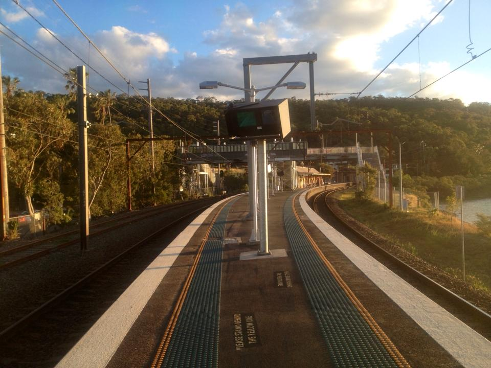 Hawkesbury River Train Station