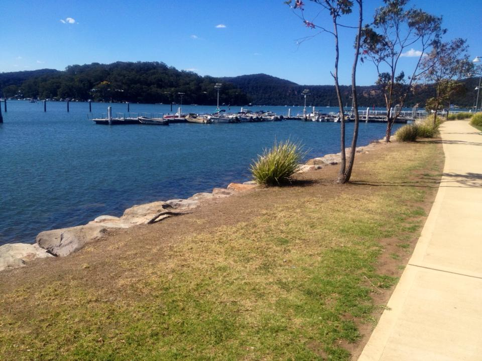 Hawkesbury River Beach