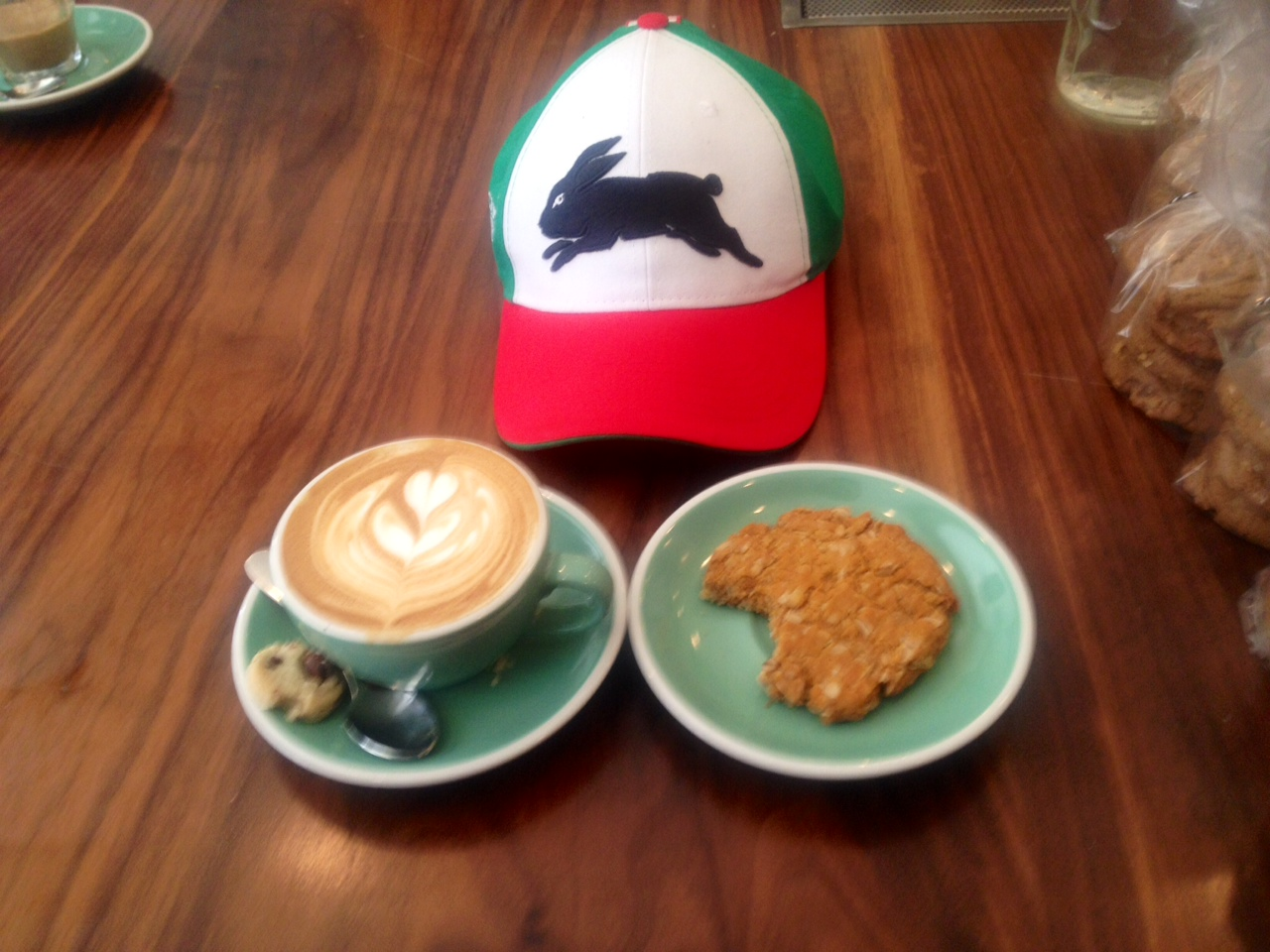 Rabbitohs, Flat White, and ANZAC's: Three icons of Australia!
