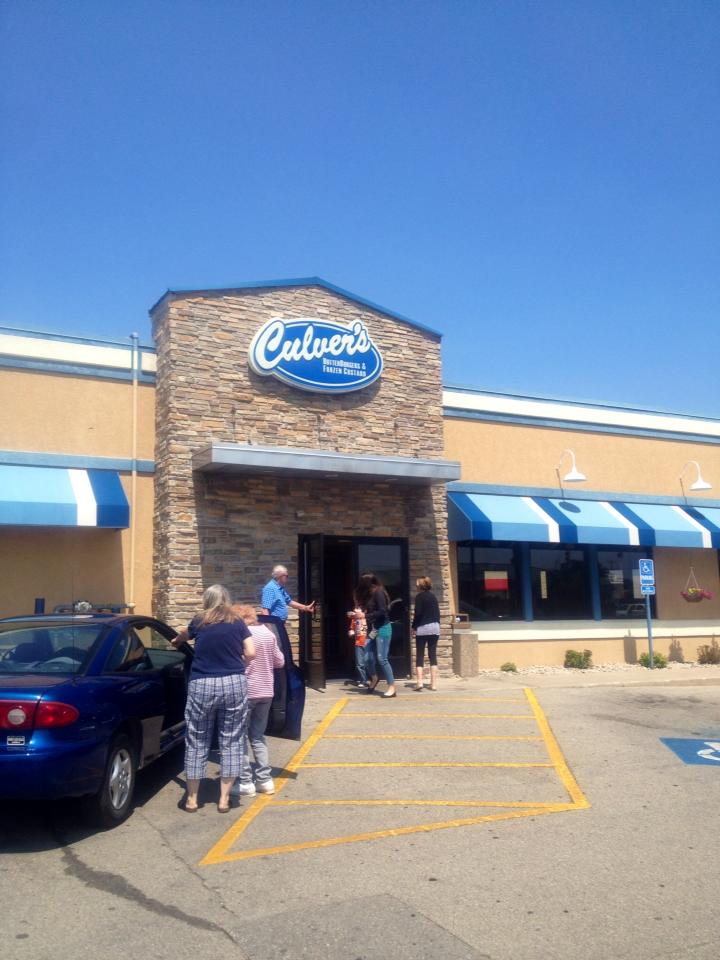 """Culver's: Best burgers and custard in Michigan!"""