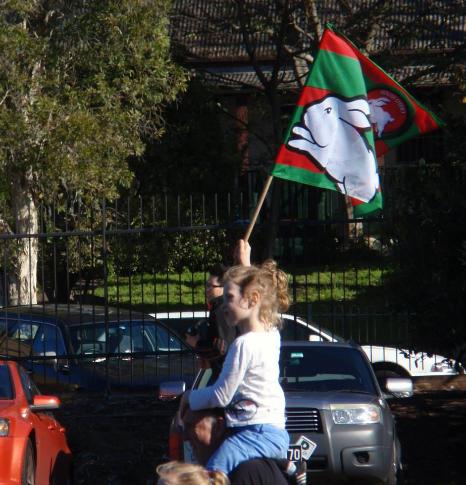 Rabbitohs: bringing families closer together!