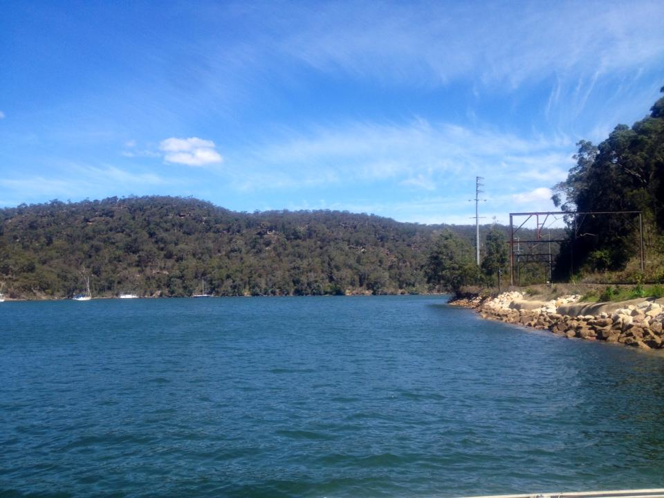 Wondabyne and Gosford Wharf
