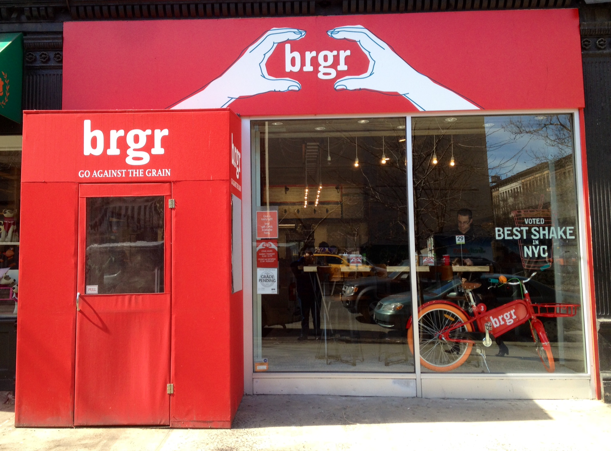 """""""Welcome to Brgr!"""""""
