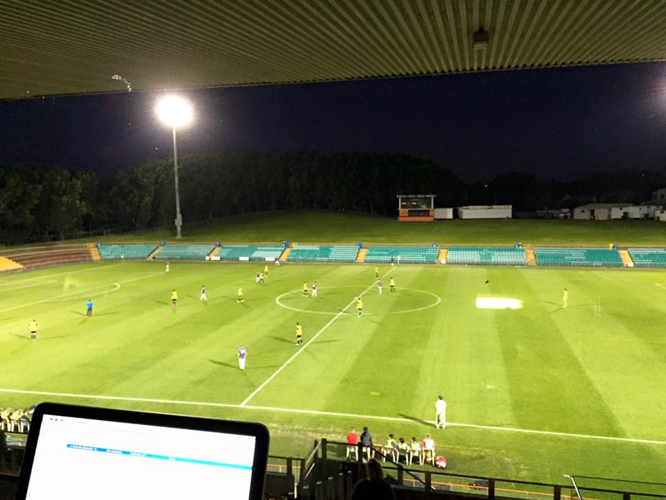 Welcome to the Leichhardt Oval