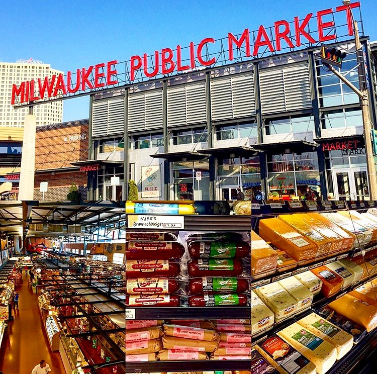 Welcome to the Milwaukee Public Market