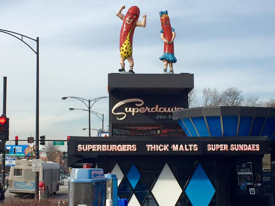 Maurie and Flaurie