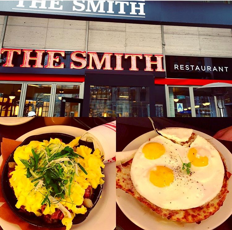 Brunch at The Smith