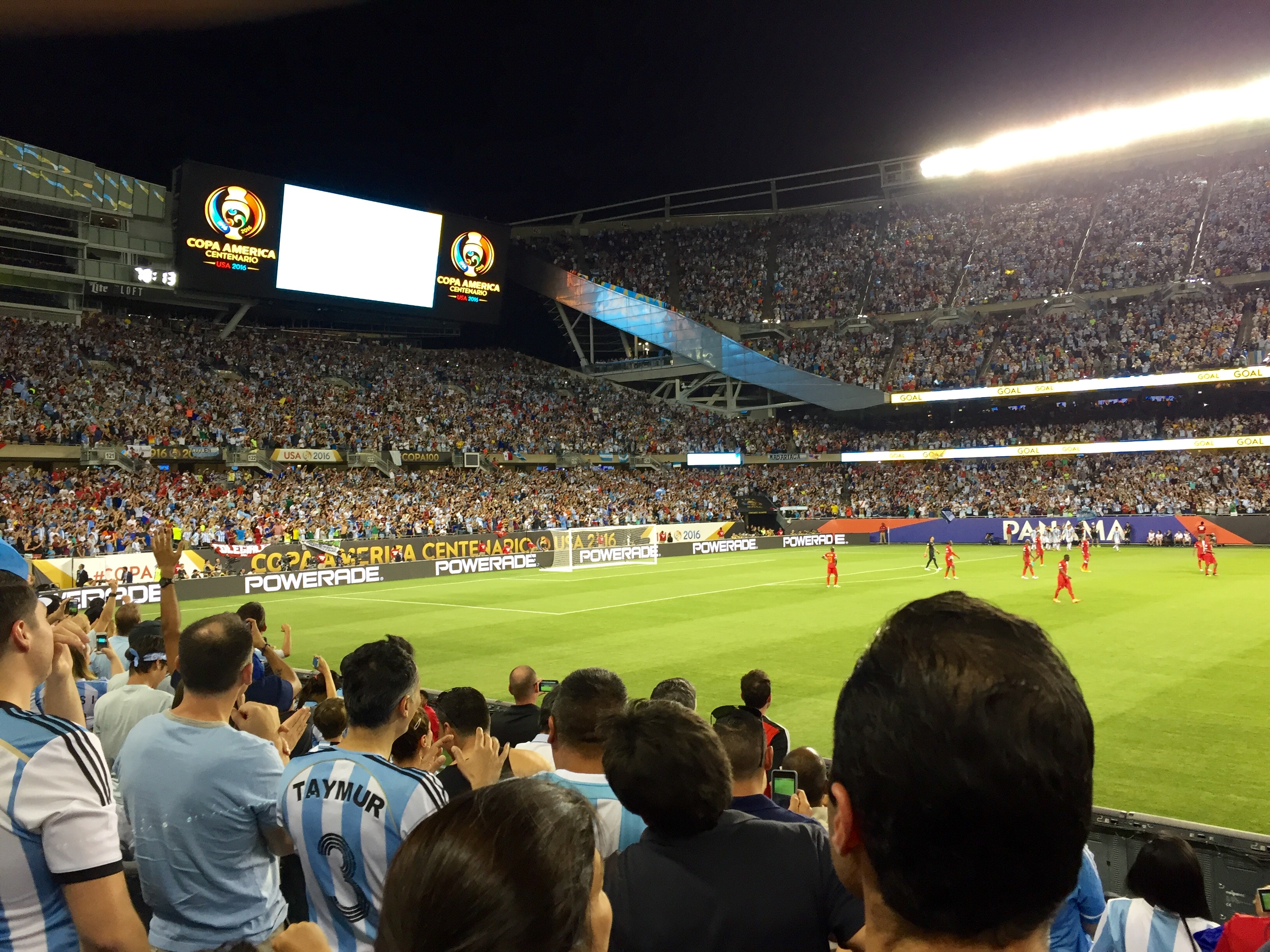 Copa America at Soldier Field