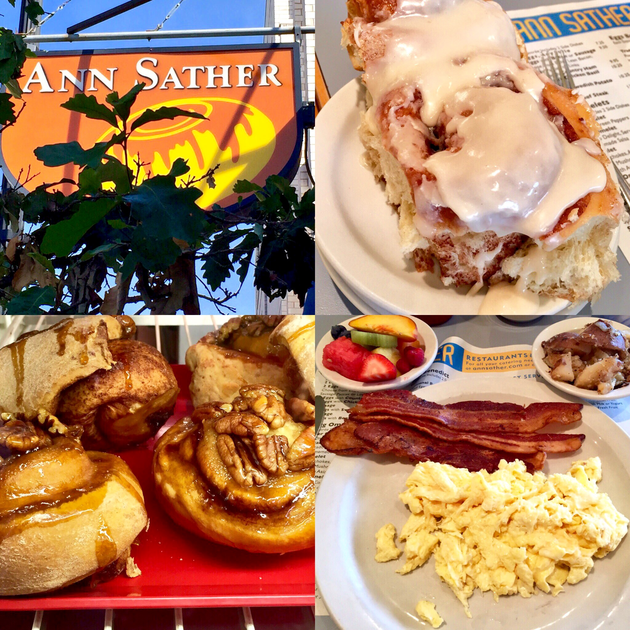 Ann Sather: Best breakfast in Lakeview East!