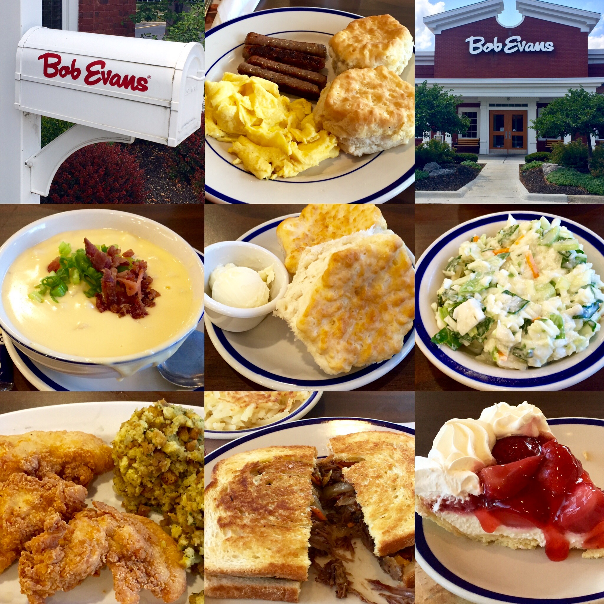 Bob Evans: Down on the Farm
