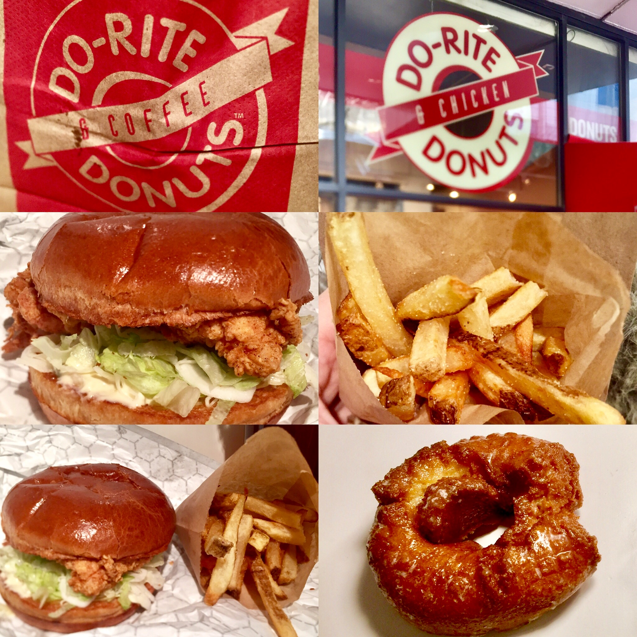 Do-Rite Donuts.  Donuts, done right!